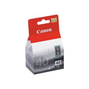 Cartouche d'encre Canon Noir - PG-40