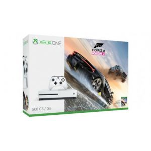 Console Xbox One S Forza Horizon 3 Bundle 500GB