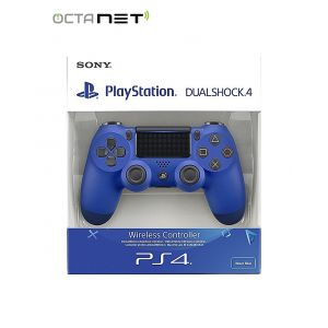 Manette PS4 sans fil DualShock 4 Wave Blue