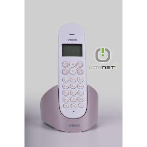 Téléphone Sans Fil VTECH SOLO CS1100 TAUPE