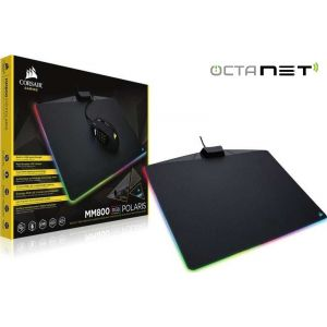 TAPIS SOURIS GAMING CORSAIR MM800 RGBPOLARIS - CH-9440020