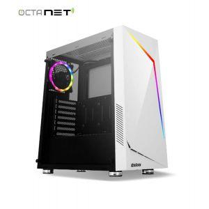 Boitier ANTEC NX300 Blanc RGB