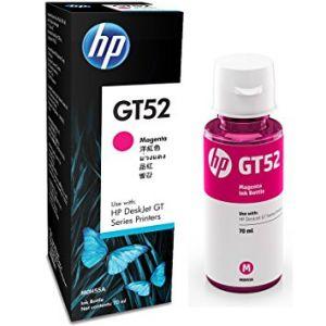 Bouteille D'encre Original HP GT52 - Magenta