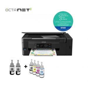 Imprimante Jet d'encre epson ecotank its L3070  3en1-Wifi