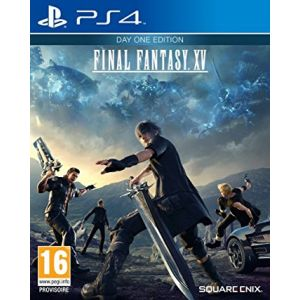 JEU PS4 FINAL FANTASY XV - ÉDITION DAY ONE
