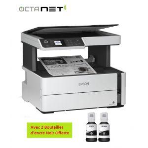 Imprimante Jet d'encre  ET-M2140 EPSON 3en1 Monochrome