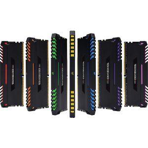 MEMOIRE CORSAIR  16GB RGB 2666 PC21300