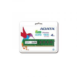 Barrette Mémoire ADATA 4Go DDR3 Low Voltage pour Pc de Bureau