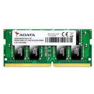 Barrette Mémoire ADATA 4Go DDR4 2400 MHz Pour PC Portable