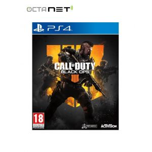 Jeu PS4 Call of Duty Black OPS 4