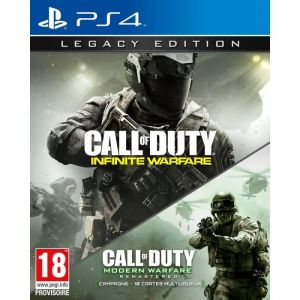 JEU PS4 CALL OF DUTY : INFINITE WARFARE - LEGACY EDITION