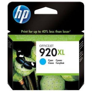 Cartouche d'encre Officejet HP 920XL - Cyan