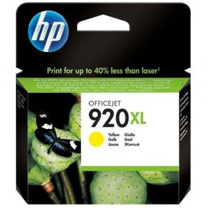 Cartouche d'encre Officejet HP 920XL - Jaune