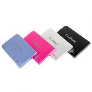 "BOITIER EXTERNE 2.5"" USB 2.0 SATA HDD CLIPTEC RZE270"
