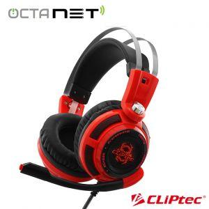 Casque CLiPtec Gaming BGH665
