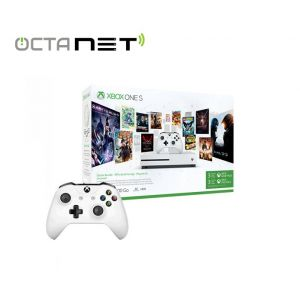 CONSOLE XBOX ONE S 500G 3 +3