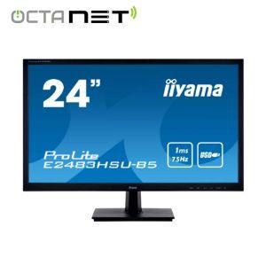 "Ecran IIYAMA ProLite 24"" LED FULL HD (E2483HS-B5)"