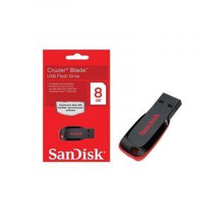 Clé USB SANDISK Cruzer Blade 8Go (SDCZ50-008)