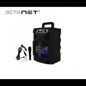 Haut Parleur Bluetooth + Micro Et Télécommande HIGH-POWER 885F