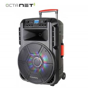 Haut parleur mobile Traxdata Bluetooth - TRX-TF15