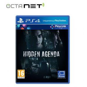 JEU PS4 Hidden Agenda