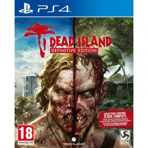 JEU DEAD ISLAND COLL DEFINITIVE PS4