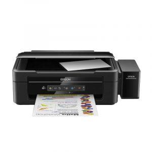 Imprimante Multifonction EPSON L386 Couleur - Wifi (C11CF44402)