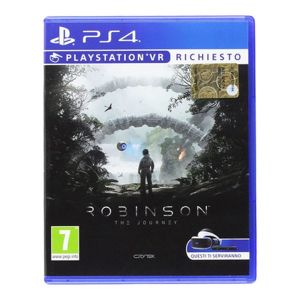PS4 JEU ROBINSON THE JOURNEY VR P4 Aventure
