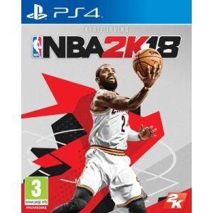 JEUX NBA 2K18 PS4