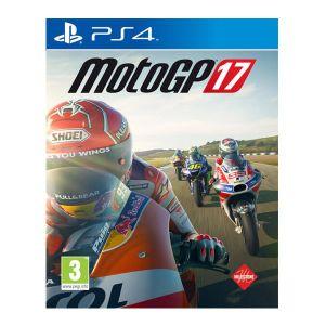 JEUX PS4 MOTO GP 17 Course