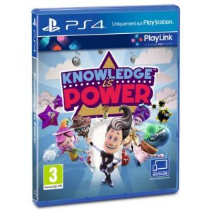 jeux PS4  Knowledge is Power