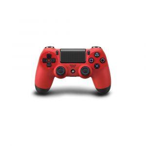 Manette PS4 sans fil DualShock 4 rouge
