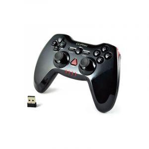 Cliptec STORM-X USB sans fil PC double Vibration Gamepad RZG480