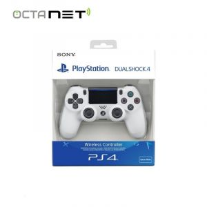 Manette PS4 sans fil DualShock 4 Glacier White
