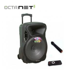 Haut-Parleur MEIRENDE Avec Micro Sans Fil Bluetooth - Noir