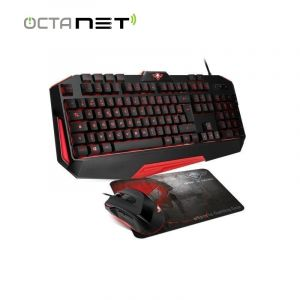 PACK SPIRIT OF GAMER PRO-MK3 CLAVIER -SOURIS-TAPIS