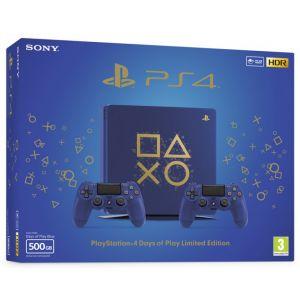 Console Sony PS4 500 Go Edition Limitée