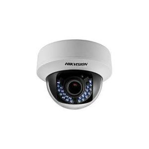 Camèra dôme IR30m, HD720P varifocal 2.8-12mm,  Hikvision