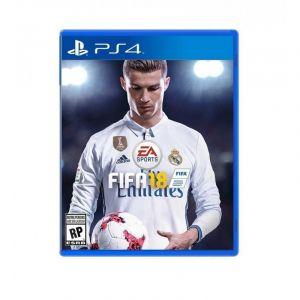 JEUX FIFA 18 PS4