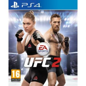 JEU PS4 EA SPORTS UFC 2