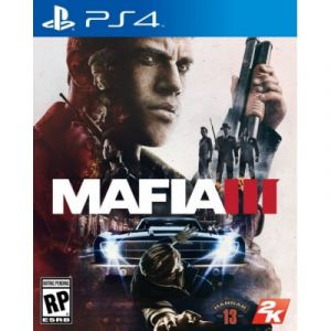 JEU PS4 MAFIA III