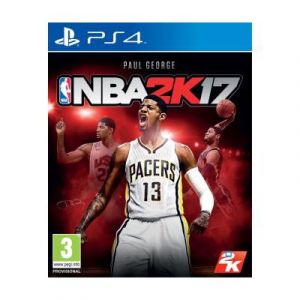 JEU PS4 NBA 2K17