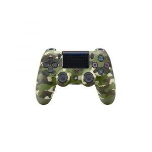 PS4 Manette sans fil DualShock 4 Green Camouflage