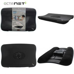 Support Refroidissant T'nB pour Ordinateur Portable - Noir