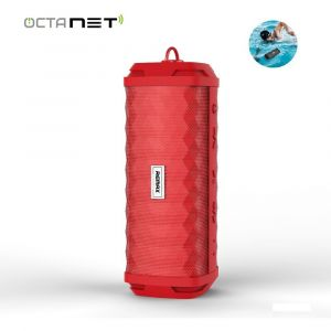 Speaker Remax Bluetooth - RB-M12 -  rouge