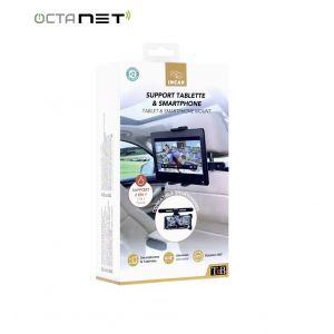 Support T'nB Smartphone et Tablette Universel pour Appui-tête