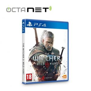 JEU PS4 The Witcher 3 Wild Hunt