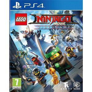 JEU LEGO NINJAGO THE MOVIE PS4 ACTION / AVENTURE