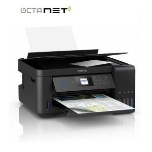 Imprimante à Réservoir Intégré EPSON ECOTANK ITS L4160 3En1 WIFI