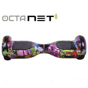 hoverboard Bluetooth - hip-hop violet